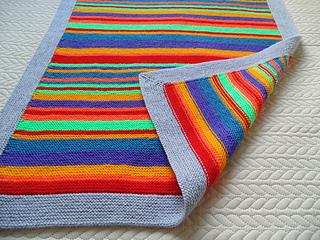 2ccb85ddd3e Ravelry  Baby Bonanza Blanket pattern by Ellen Kapusniak