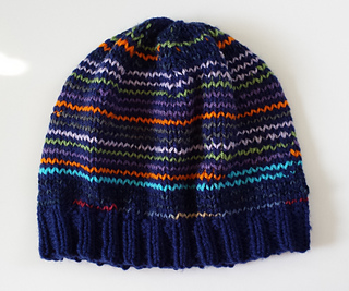 Simple Hat Knitting Pattern In The Round : Ravelry: Basic Knit Hat pattern by Cynthia Miller