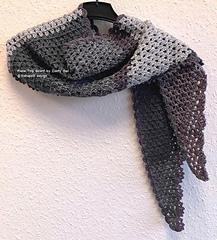 ravelry plane trip scarf pattern by zelna olivier