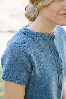 Ravelry No Sew Cardi Pattern By Kristen Tendyke