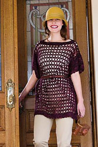 Ravelry Nantahala Tunic Pattern By Kristin Omdahl