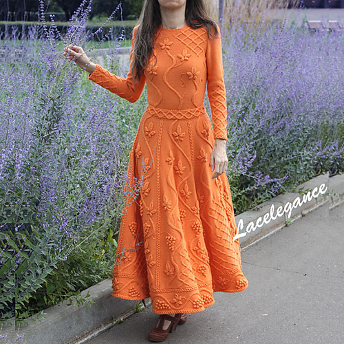 L'été indien dress par Lacelegance
