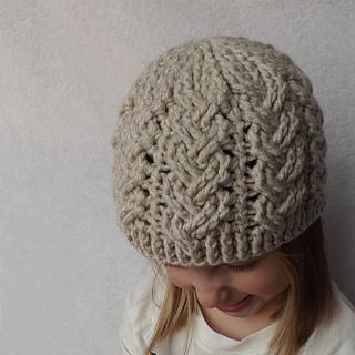 Crochet Hat 5 Yarn