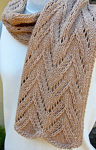 Knitting Unit Project : Ravelry manchester scarf pattern by laura cunitz