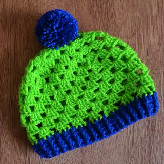 Ravelry  Granny Square Hat Crochet Tutorial pattern by bobwilson123 bc952ebe2c4
