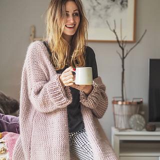 Ravelry  Dreamy Oversized Cardigan pattern by Lauren Aston Designs d5c1a57f3eed