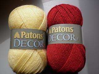 Yarns Patons North America Decor