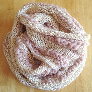 Ravelry Bamboo Bloom Cowl And Infinity Scarf Pattern By Stitch