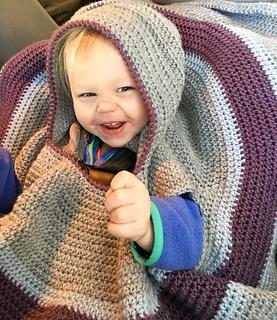 Car Seat Cloak pattern by Megan Meyer