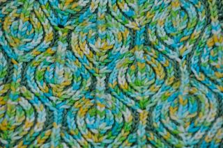 034fdb2bb8e Ravelry  Lollipop Brioche Hat pattern by Raina K