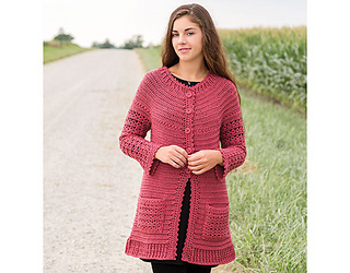 b4953e18c Ravelry  Uptown Girl pattern by Lena Skvagerson