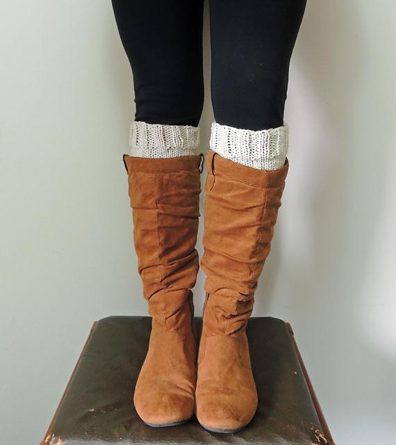 Ravelry Basic Boot Cuff Pattern By Mindy Lewis