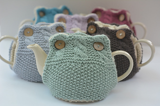 1fd550514 Ravelry  Emily Tea Cosy pattern by Libby Summers