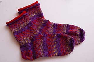 Ravelry Topp 6693 Socken Aus Kettmaschen Häkeln Patterns