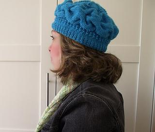 Ravelry  Nela Hat pattern by Lilia Vanini 912c3d9470e1