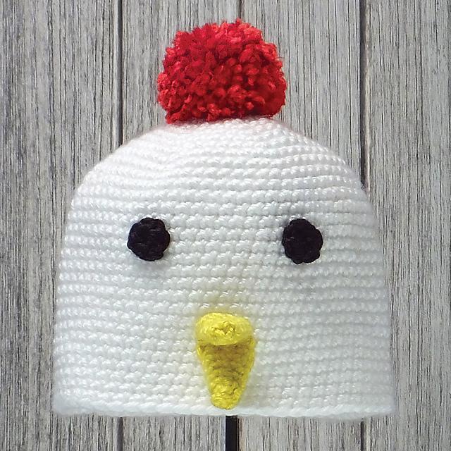 Ravelry: Amigurumi Animal Hats: 20 Crocheted Animal Hat Patterns for ...