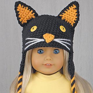 Ravelry Amigurumi Holiday Hats For 18 Inch Dolls 20 Easy Crochet
