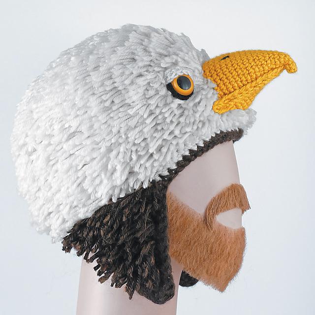 Ravelry Amigurumi Animal Hats Growing Up 20 Crocheted Animal Hat