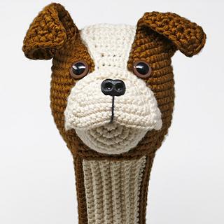 Ravelry Amigurumi Golf Club Covers 25 Crochet Patterns For Animal