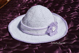 Childs_sun_hat_with_detachable_headband_crochet_flower_small_best_fit