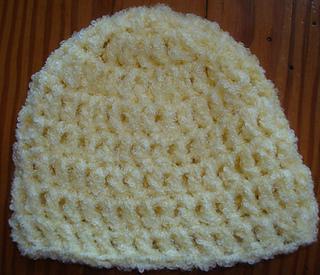 Ravelry  Easy Crochet   Knit Preemie Hat pattern by Lisa Gentry 17998920f86