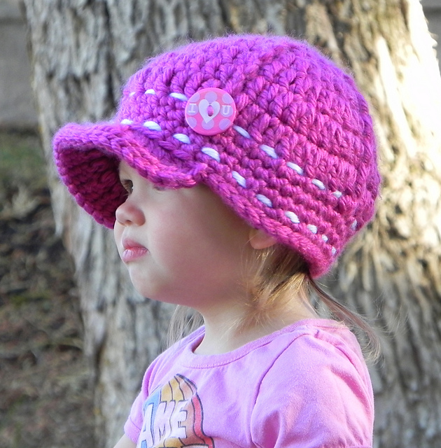 Ravelry Super Cute Baby Cap Pattern By Jenna Black