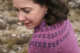 Belville_womans_tweed_yoke_sweater_detail_small2