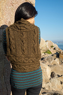 a431e2ec84bea Ravelry  Aran Knits  23 Contemporary Designs Using Classic Cable ...