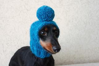 dd63dd9b93d Ravelry  Blue Dog Hat pattern by Valya Boutenko