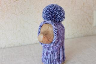 Ravelry  Chihuahua Hat pattern by Valya Boutenko 53ff7b9274e
