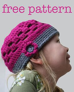 Ravelry Cute Crochet Kids Hat Pattern By Lucy Kate