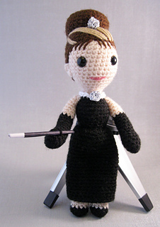 Ravelry: Audrey Hepburn pattern by Lucy Collin