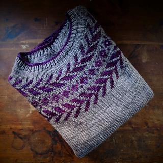 Ravelry Chevron Flight Sweater Pattern By Laura Reinbach