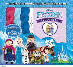 Ravelry Disney Frozen Crochet Patterns