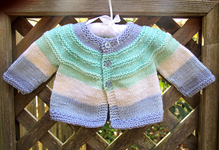 Baby Cakes pattern by Michele DuNaier