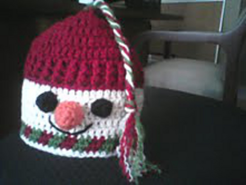 Ravelry Snowman Hat Pattern By Mary Ann Colatuno