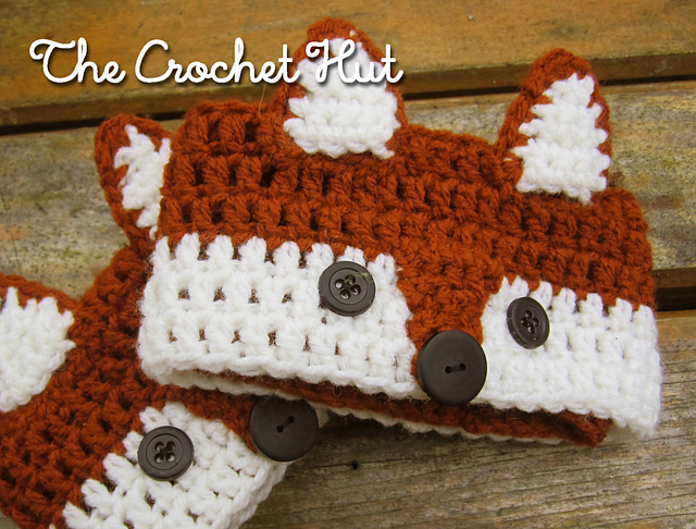 Ravelry Fox Boot Cuffs For Kids Pattern By Julie Potts