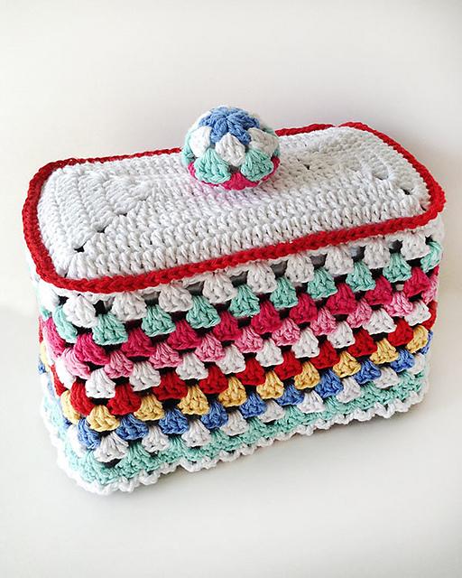 Ravelry Maggies Crochet Pb181 Granny Go Round Kitchen Set Patterns
