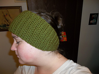 Ravelry Simple Crochet Ear Warmer Headband Pattern By Monica Ballinger