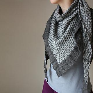 6b619245c45fa Ravelry  Spark of Grey pattern by Melanie Berg