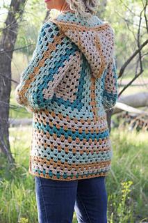 Ravelry: The Campfire Cardigan pattern by Jess Coppom
