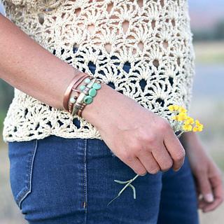 Free Crochet Pattern Boho Top : Ravelry: Canyonlands Boho Top pattern by Jess Coppom