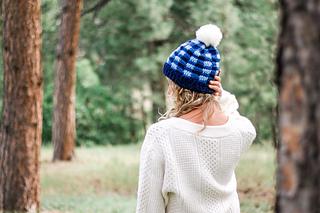 Ravelry  Unity Plaid Hat pattern by Jess Coppom d04a9d7e8e7