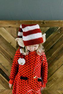 Ravelry Santas Helper Elf Hat Pattern By Jess Coppom