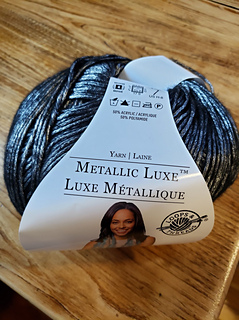 Ravelry: Loops & Threads Metallic Luxe