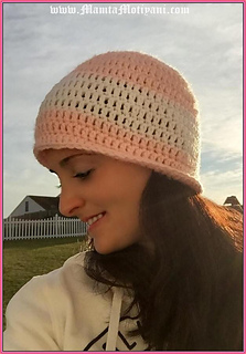 Ravelry Chemo Cap Hat Beanie Pattern By Mamta Motiyani