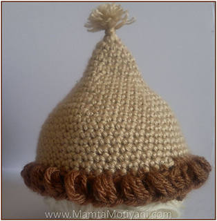 316f8e28ac0 Ravelry  Acorn Hat For Babies And Children pattern by Mamta Motiyani