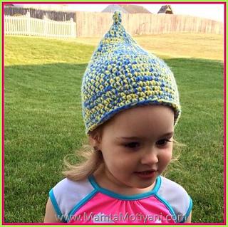 Ravelry  Pixie Beanie Fairy Elf Hat pattern by Mamta Motiyani f04bc2568ae