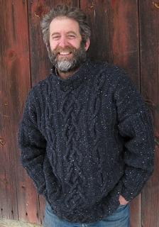 Ravelry: Rhapsody in Tweed pattern by Kathy Zimmerman