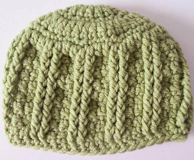 Ravelry Simple Textures Newborn Hat Pattern By Marie Segares